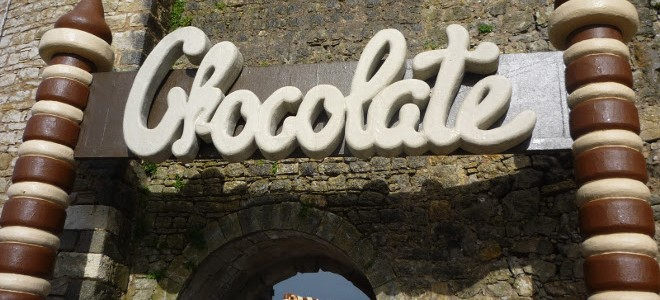 Festival do Chocolate em Óbidos